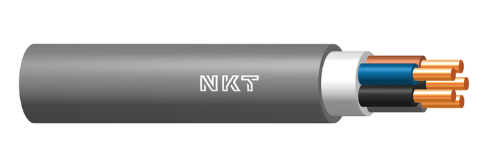 Image of NOPOVIC NHXMH 300/500 V 5-core cable