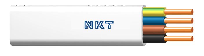 Image of NKT instal lumen YDYp 450/750 V cable